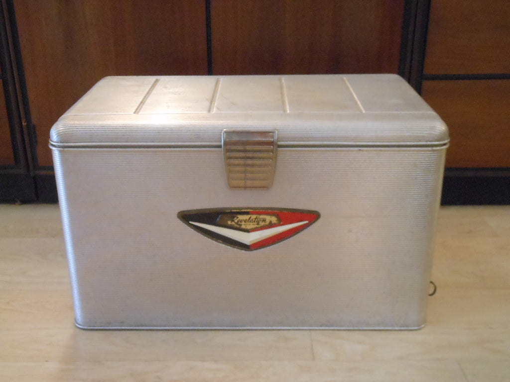 Western Auto Supply Revelation Cooler