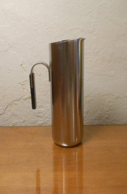 Stainless Steel Modern Pitcher