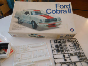 1976 Ford Cobra II Model Kit