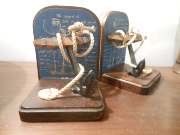 Napcoware Nautical Bookends