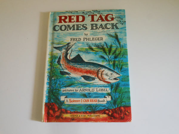 Red Tag Comes Back by Fred Phleger