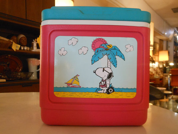 Vintage Igloo Snoopy / Peanuts Cooler