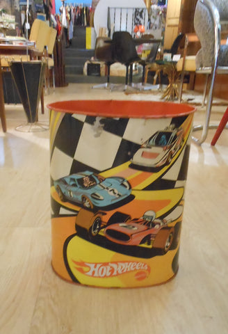 1970 Hot Wheels Trash Can