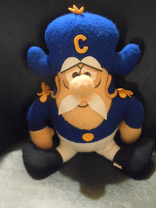 1978 Cap'n Crunch Plush Doll