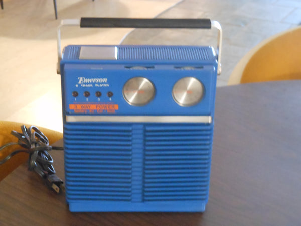 Emerson Portable 8 Track Player