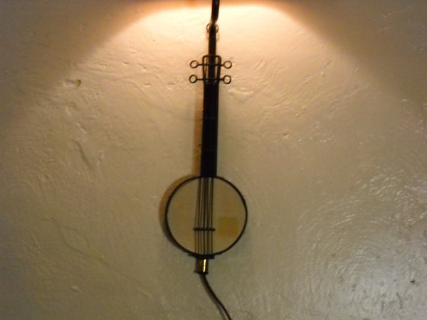 Vintage Banjo Light