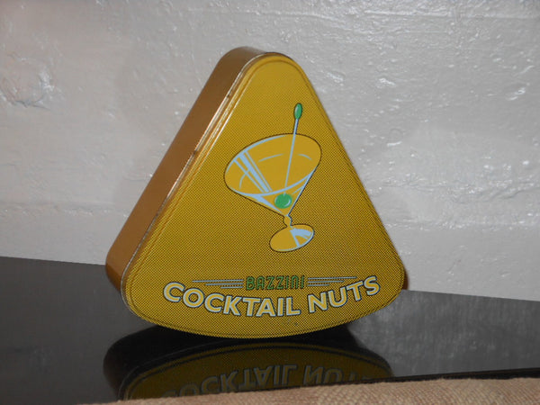 Bazzini Cocktail Nuts Tin