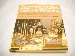 Bloomingdale's Book of Entertaining