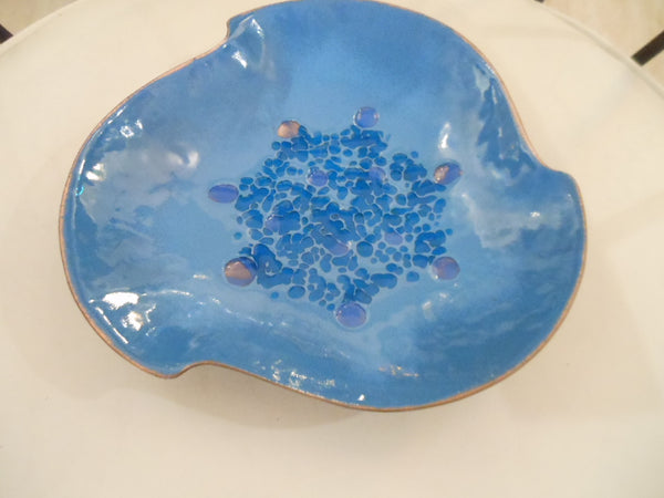 Bovano Copper Enamel Bowl