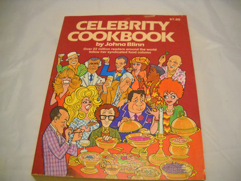 Celebrity Cookbook