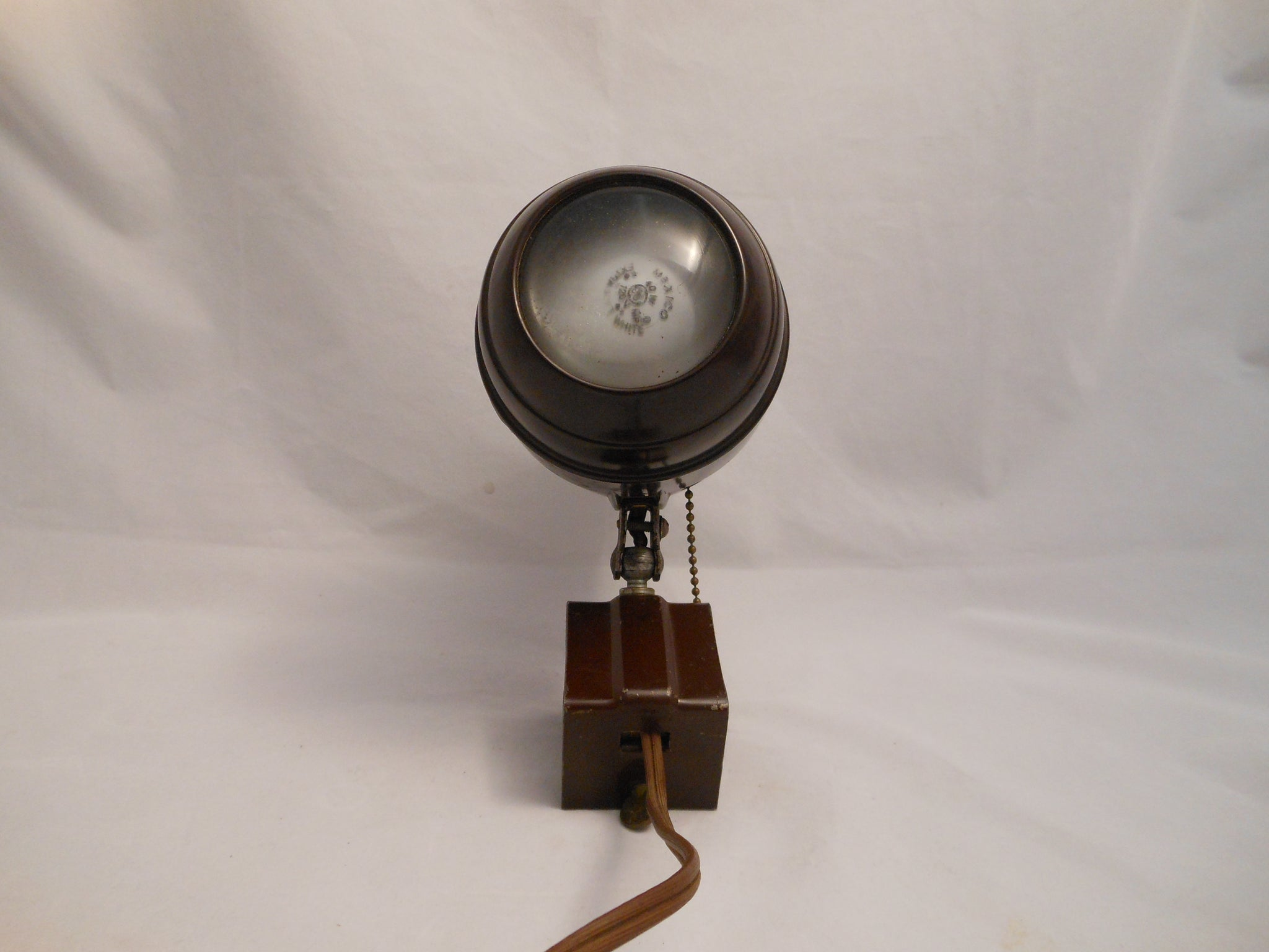 Deco Industrial Bullet Light
