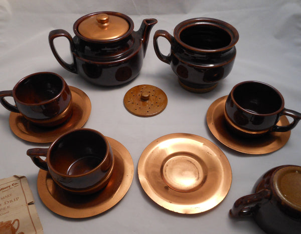 Frech Drip Coffee Set