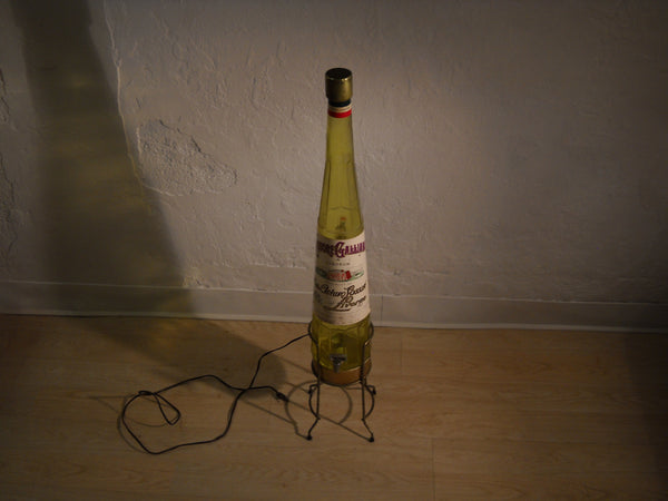 Italian Liquor Bottle Light