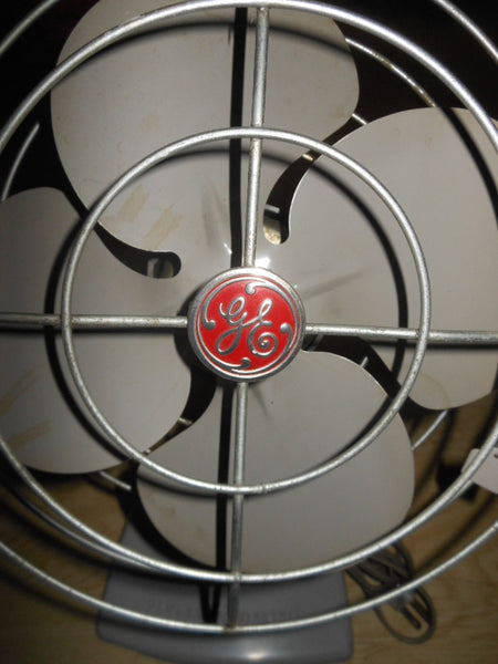 Vintage 1950's GE Electric Fan