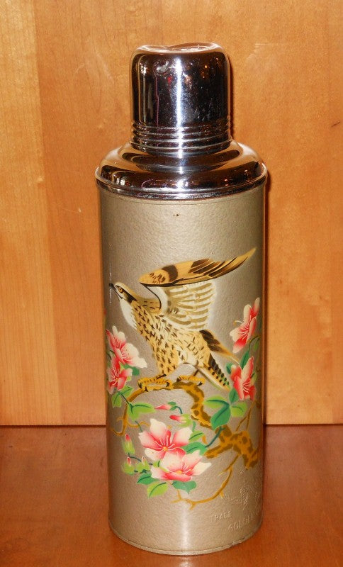 Golden Dragon Thermos