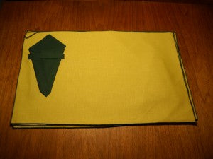 Napkin Placemat Set