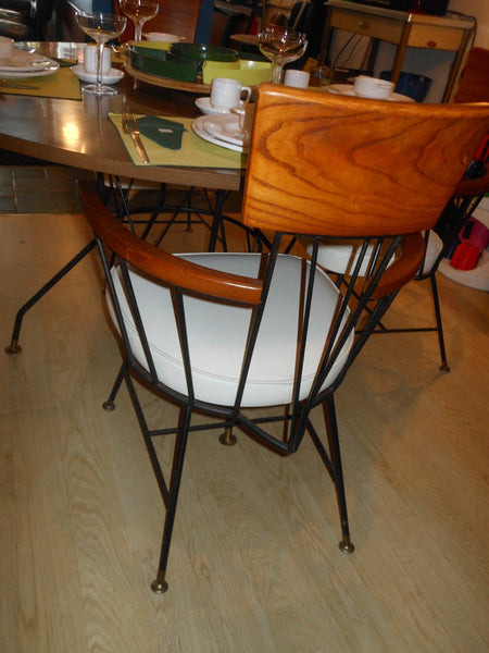 1950s Richard McCarthy Dining Set