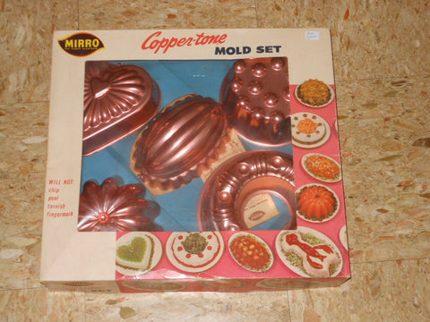 Mirro Aluminum Kitchen Mold Set
