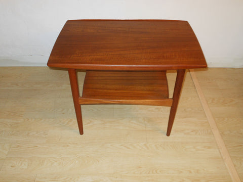 Danish Modern Teak Side Table