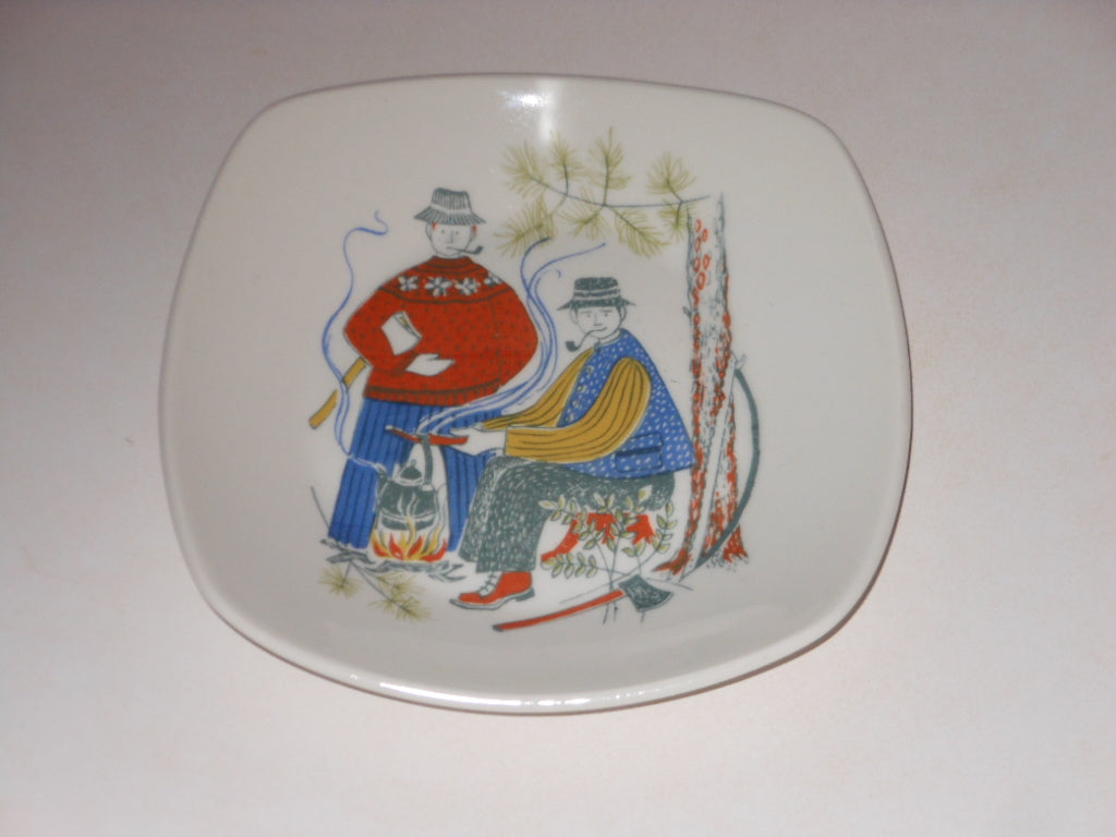 Figgjo Flint Norway Plate