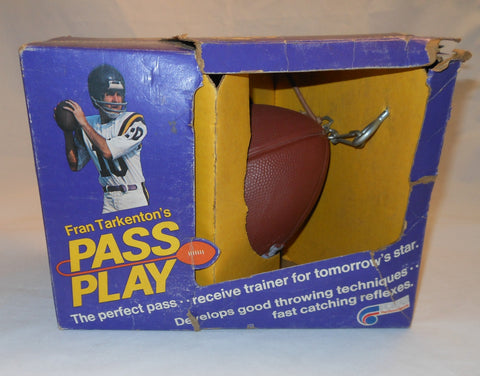 Pass Play Football Trainer