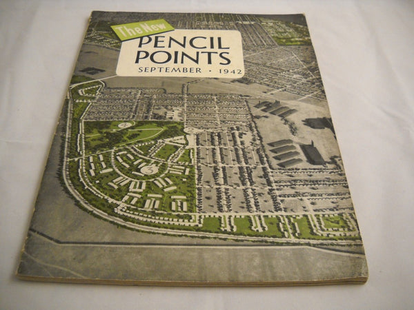 The New Pencil Points Magazines