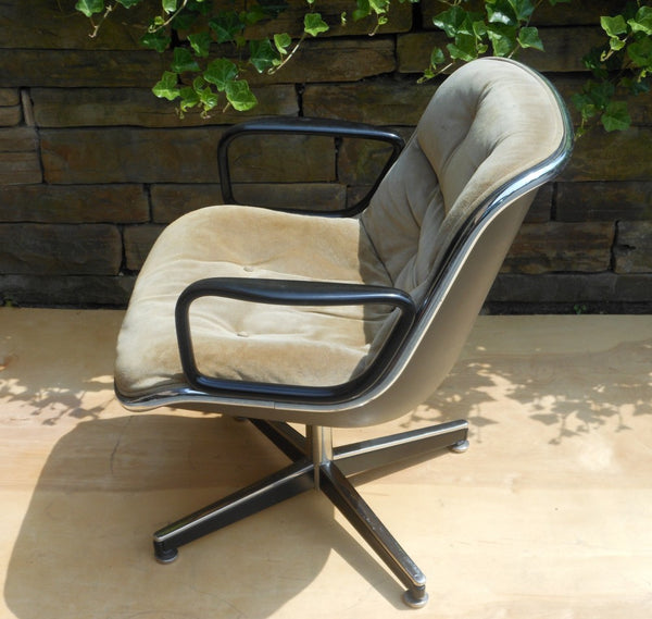 Knoll Arm Chair