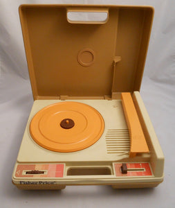 1978 Fisher Price Turntable