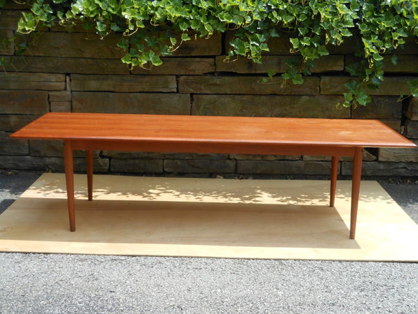 Norway Teak Coffee Table