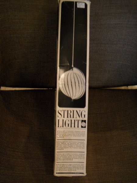 Danish Mod String Light Kit
