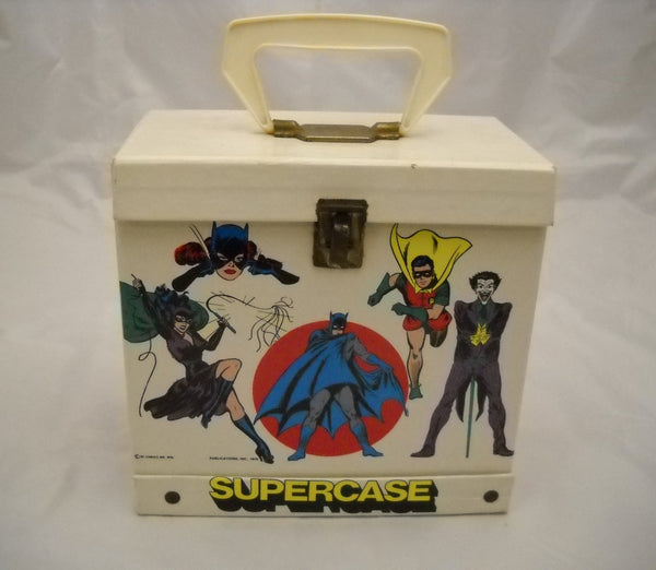 DC Comics Supercase 45's