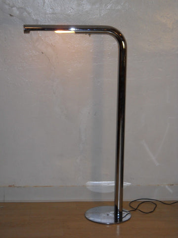 Sonneman Chrome Floor Lamp