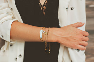 Ava Bracelet - Boho Valley Boutique
