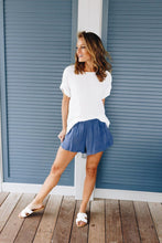 Load image into Gallery viewer, Cornflower Blue Shorts - Boho Valley Boutique