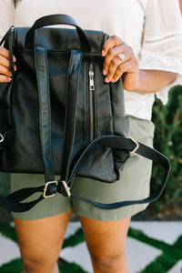 Back To Life Backpack - Boho Valley Boutique