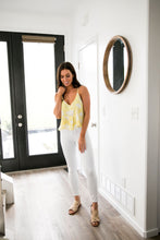 Load image into Gallery viewer, Carte Blanche White Jeans - Boho Valley Boutique