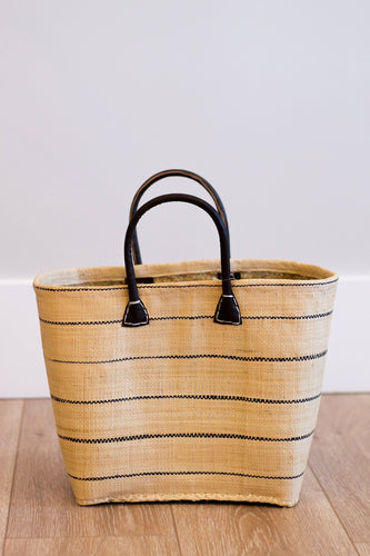 Dream Vacation Straw Beach Tote - Boho Valley Boutique