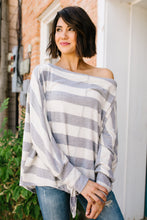 Load image into Gallery viewer, Dreaming Of You Soft Striped Top