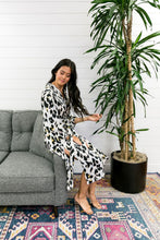 Load image into Gallery viewer, Exotic Creature Leopard Robe - Boho Valley Boutique