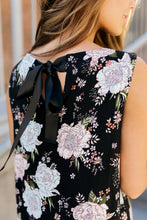 Load image into Gallery viewer, Field Of Flowers Double Ruffle Dress