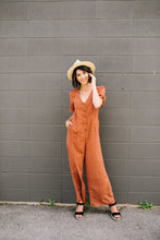 Load image into Gallery viewer, For The Rust Of Us Jumpsuit - Boho Valley Boutique