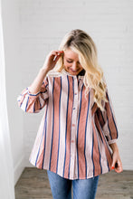 Load image into Gallery viewer, Hampton Weekend Blouse - Boho Valley Boutique