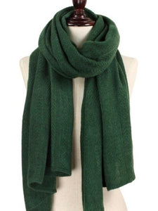 Soft Knit Scarf - Boho Valley Boutique