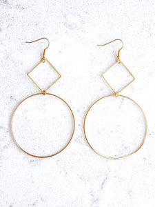 Bella Earring - Boho Valley Boutique