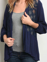 Load image into Gallery viewer, Short & Sweet Cardigan - Boho Valley Boutique