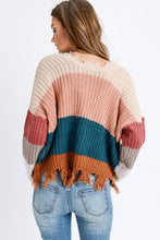 Load image into Gallery viewer, Good Vibes Only Sweater (M/L) - Boho Valley Boutique