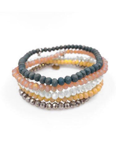 High Noon Mini Stack - Boho Valley Boutique