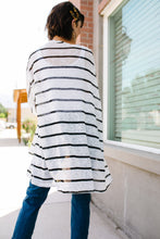 Load image into Gallery viewer, Knit Perfect Striped Cardigan - Boho Valley Boutique