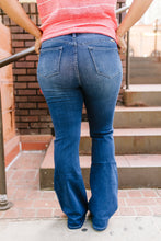 Load image into Gallery viewer, Let Them Wear Flare Jeans - Boho Valley Boutique