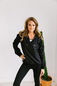 Look To The Horizon Windbreaker - Boho Valley Boutique